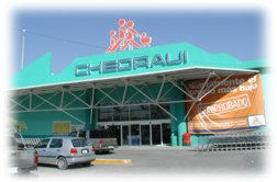 chedraui grocery store cozumel