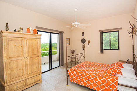 Bedroom Villa Coronado Cozumel Mexico Vacation Rental Villa