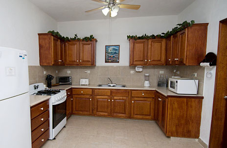Kitchenat Casa Don Rosa Cozumel vacation rental home