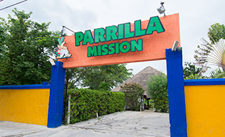 Parilla Mission Cozumel