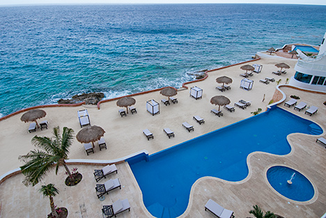 Peninsula Grande Cozumel vacation rental condo