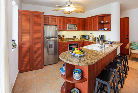 Residencias Reef 5140 kitchen