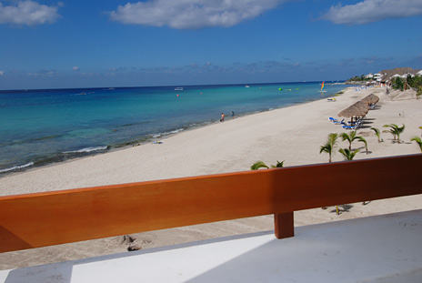 Residencias 5200 3 BR vacation rental condo on Cozumel