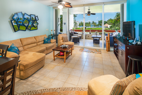 residencias reef 7240 living room