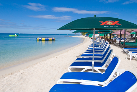 San Francisco Beach Club Cozumel The Best Beaches In World