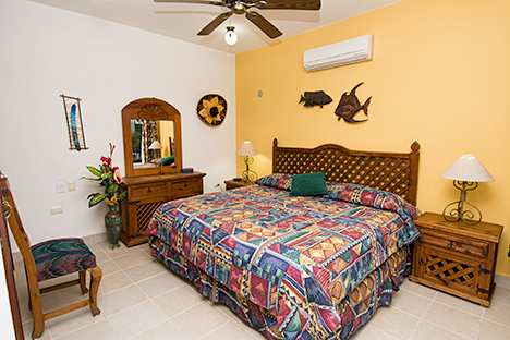 Casa Topaz and Casa Tomas vacation villas in Cozumel, Mexico