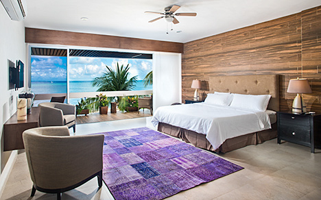 Villa del Sol bedroom